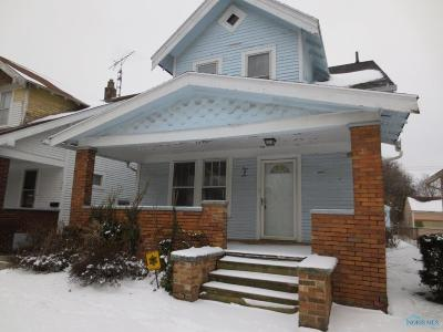 Toledo OH Single Family Home For Sale: $5,500