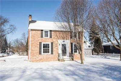 Maumee Single Family Home Contingent: 1401 River Road