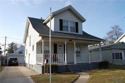 Toledo Single Family Home Contingent: 3541 Dixie Drive