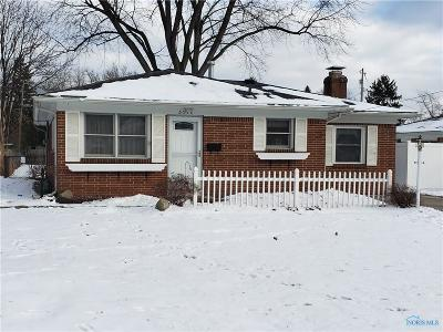 Toledo Single Family Home For Sale: 5910 Katherine Avenue