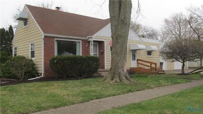 Toledo Single Family Home For Sale: 1805 Birchwood Avenue