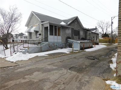Toledo Single Family Home For Sale: 616 Fourth Street