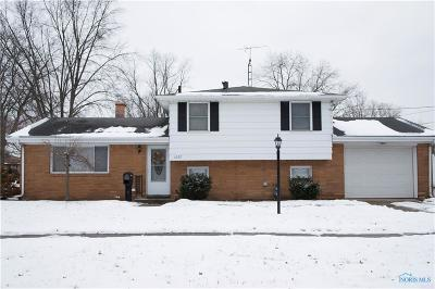 Toledo Single Family Home For Sale: 6032 Foth Drive