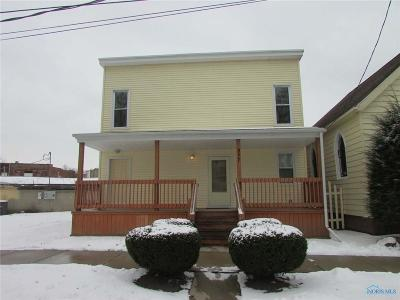 Toledo Multi Family Home For Auction: 877 Orchard Street