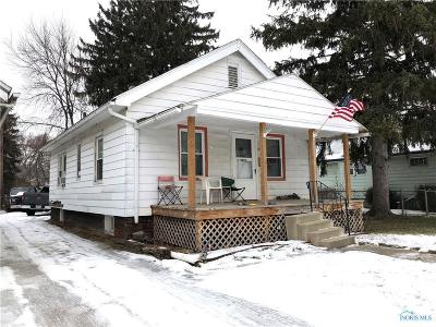 Toledo Single Family Home For Auction: 1814 Marlow Road