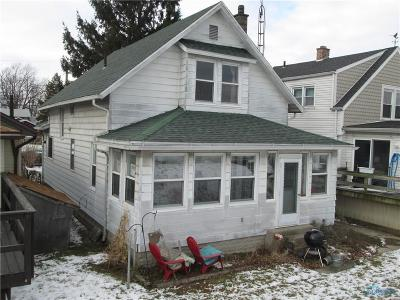 Toledo OH Single Family Home For Sale: $100,000