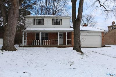 Sylvania Single Family Home Contingent: 3926 Sylvanwood Drive