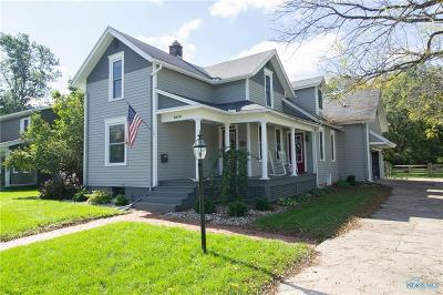 Perrysburg Single Family Home Contingent: 1010 Cherry Street