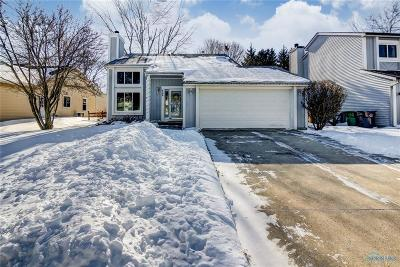 Maumee Single Family Home Contingent: 620 Centerfield Drive