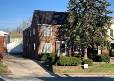 Toledo Multi Family Home For Sale: 3420 Douglas Road