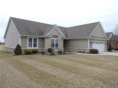 Lucas County Single Family Home For Sale: 5630 Eagles Landing Drive