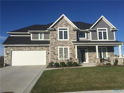 Sylvania Single Family Home Contingent: 5701 Anchor Hills Drive