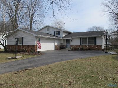 Sylvania Single Family Home For Sale: 5504 Radcliffe Road