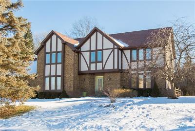 Perrysburg Single Family Home Contingent: 490 S Ridge Drive