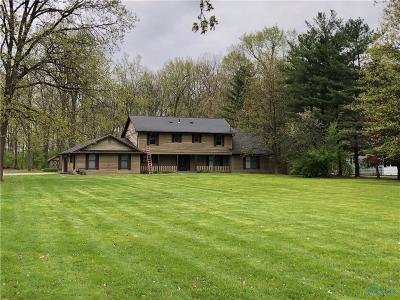 Perrysburg Single Family Home For Sale: 27739 Simmons Road