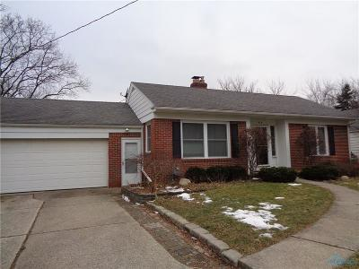 Maumee Single Family Home Contingent: 815 Askin Street