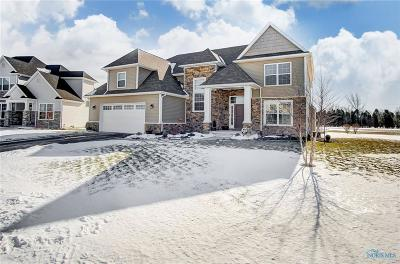 Perrysburg Single Family Home Contingent: 2789 Woods Edge