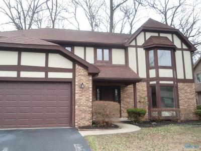 Toledo Single Family Home For Sale: 2705 Stoneleigh Drive
