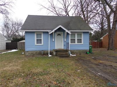 Maumee Single Family Home Contingent: 4403 Margrete Drive