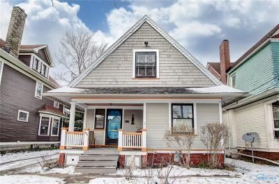Toledo Single Family Home For Sale: 616 Acklin Avenue