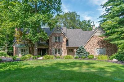 Ottawa Hills, Monclova, Oregon, Rossford, Swanton, Berkey, Metamora, Lyons, Whitehouse, Waterville Single Family Home For Sale: 2661 Forestvale Road