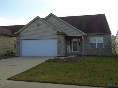 Maumee Single Family Home Contingent: 7107 Nautica Court