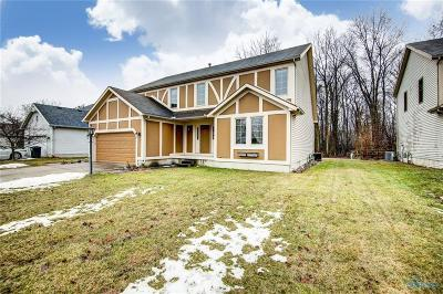 Perrysburg Single Family Home Contingent: 2254 Coe Ct
