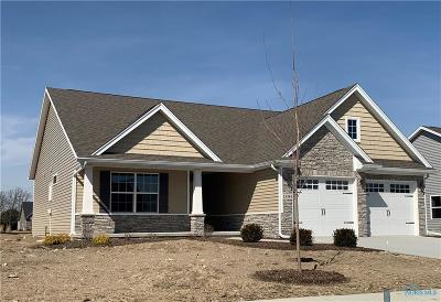 Perrysburg Condo/Townhouse For Sale: 15384 Silver Pine Court #Lot 32