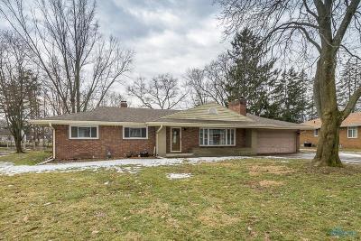 Toledo Single Family Home For Sale: 3939 Emmajean Road