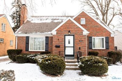 Toledo Single Family Home For Sale: 4148 Drummond Road