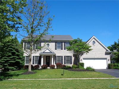 Toledo Single Family Home For Sale: 2912 Squirrel Bend