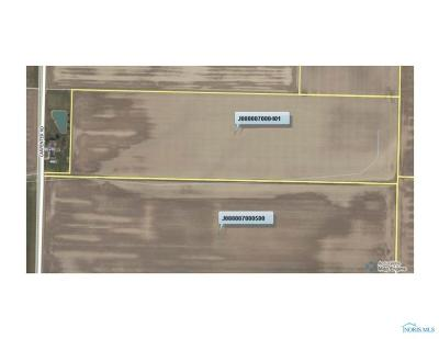 Defiance OH Residential Lots & Land For Sale: $1,742,160