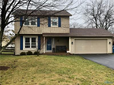 Perrysburg Single Family Home Contingent: 26718 Sheringham Road