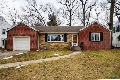 Toledo Single Family Home For Sale: 2346 Lambert Drive