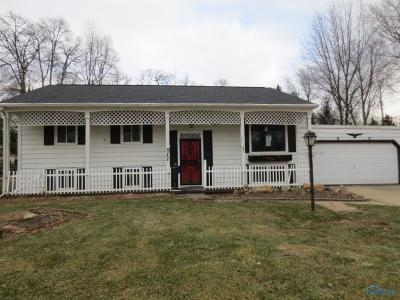 Sylvania Single Family Home For Sale: 4858 Woodland Lane