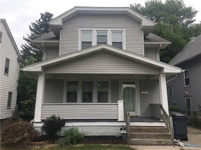Toledo Single Family Home For Sale: 4120 Walker Avenue