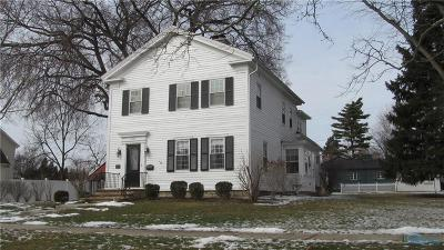 Maumee Single Family Home For Sale: 307 W Harrison Street