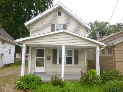 Toledo Single Family Home For Sale: 3126 126th Street