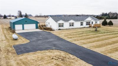 Grand Rapids Single Family Home Contingent: 8970 Jeffers Road
