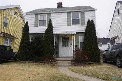 Toledo Single Family Home For Sale: 4205 Westway Street