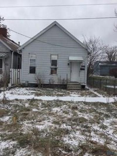 Toledo Single Family Home For Sale: 1632 Champlain Street