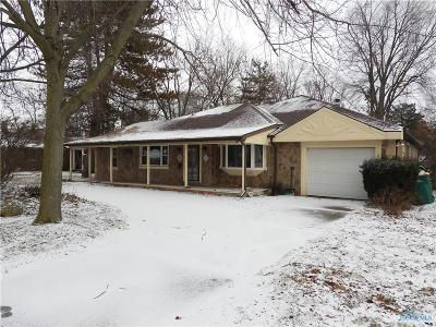 Rossford Single Family Home Contingent: 348 Colony Road