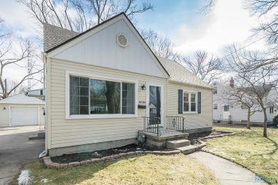 Sylvania OH Single Family Home Contingent: $155,000