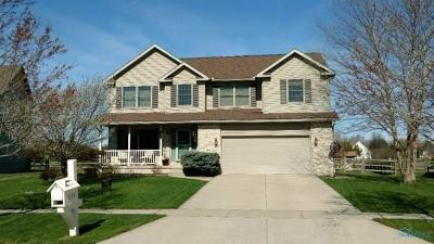 Maumee OH Single Family Home For Sale: $291,900