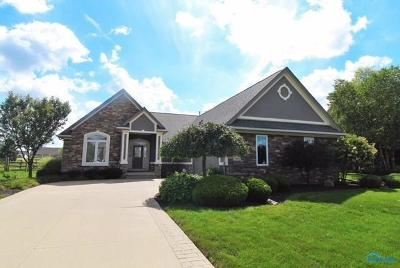 Perrysburg Single Family Home For Sale: 4562 Turtle Creek Drive