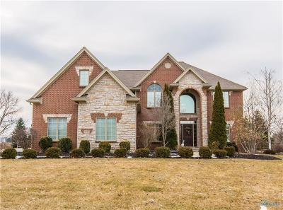 Maumee Single Family Home Contingent: 3914 Coneflower Lane