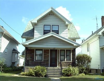 Toledo OH Single Family Home For Sale: $47,000