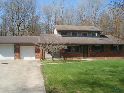 Toledo Single Family Home For Sale: 4222 Albar Drive