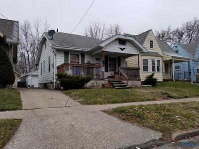 Toledo Single Family Home For Auction: 2020 Barrows