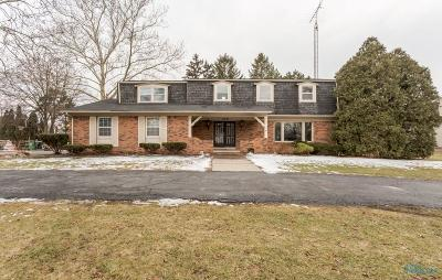 Maumee Single Family Home For Sale: 725 Grand Valley Drive